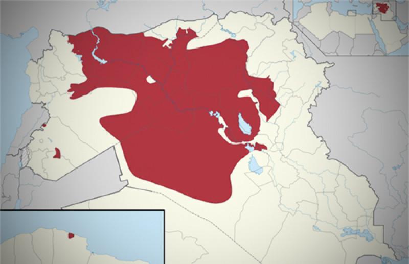 Califat Islamique: Lutte d'influence pour l'extension à l'internationale - Cercle K2