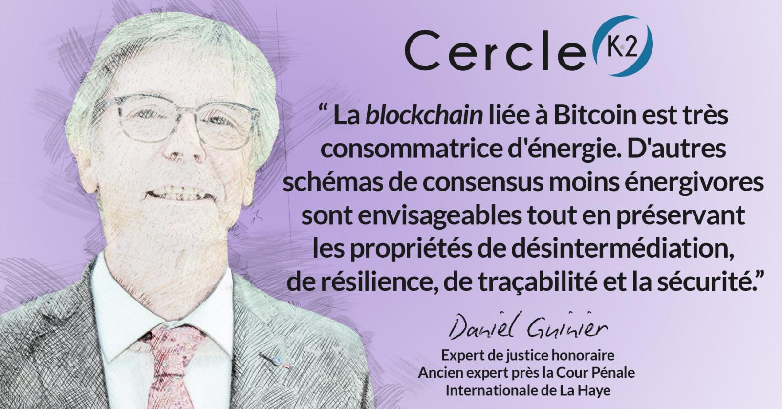 Quand la blockchain consomme plus d'énergie que certains pays... - Cercle K2