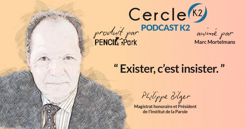 [Podcast K2] Episode 08 - Philippe Bilger