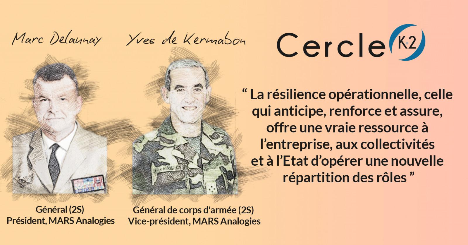 Résilience opérationnelle - Cercle K2