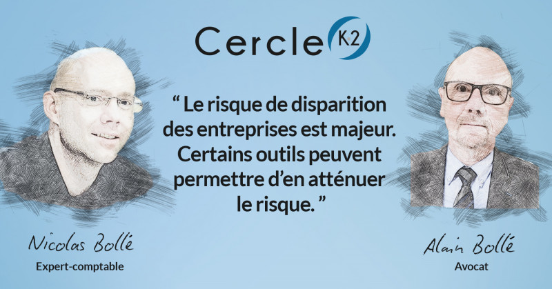 Des outils à la disposition des entreprises pour tenter d'éviter un redressement et une liquidation judiciaire - Cercle K2
