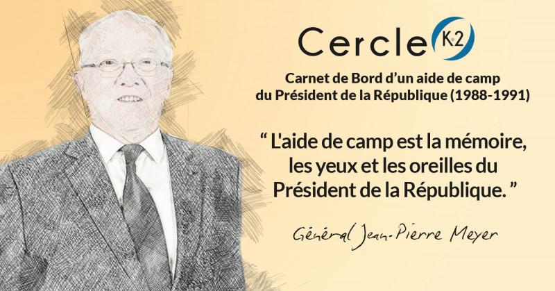 La mission de l'Aide de camp du Président de la République - Cercle K2