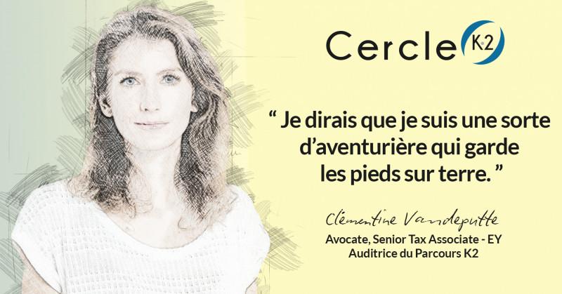 Entretien avec Clémentine Vandeputte - Cercle K2