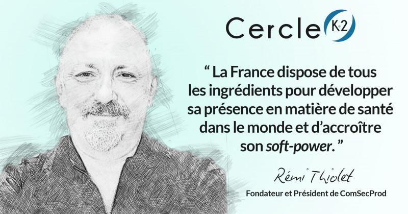 La crise sanitaire : une opportunité pour développer l'offre de santé française à l'international - Cercle K2