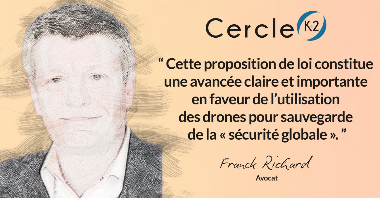 """Proposition de Loi n° 3452 de Monsieur Jean-Michel Fauvergue relative à la """"Sécurité globale"""" - Cercle K2"""