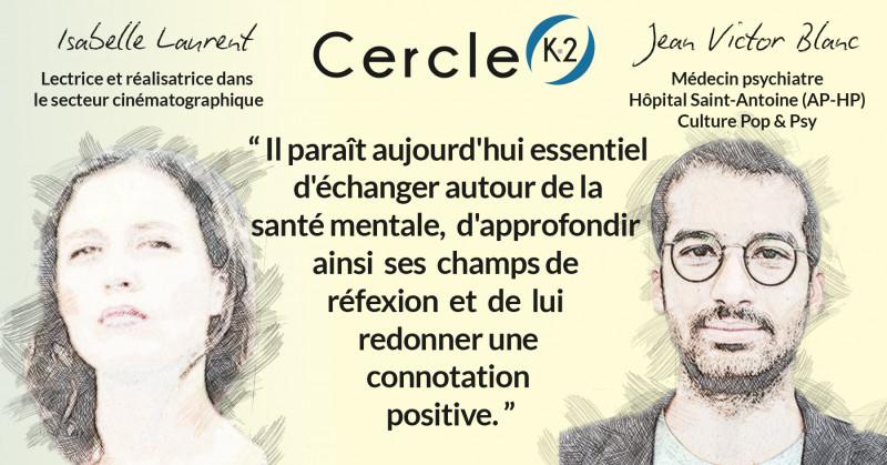 Echanges autour de la santé mentale - Cercle K2