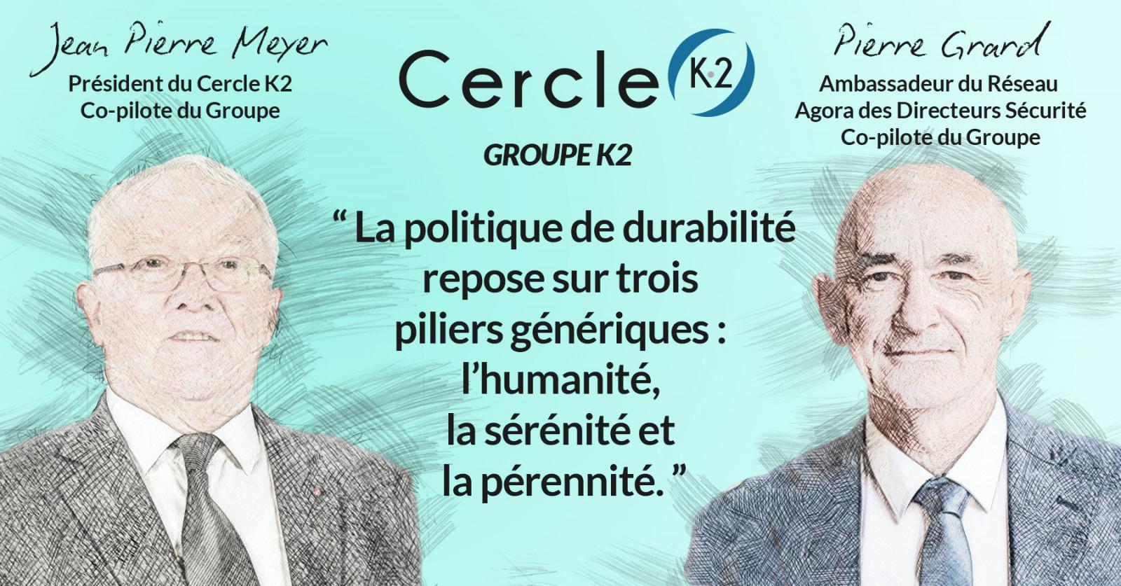Groupe K2 - Ville durable responsable - Cercle K2