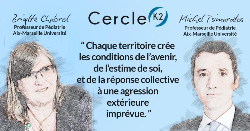 Covid-19, santé et territoires - Cercle K2