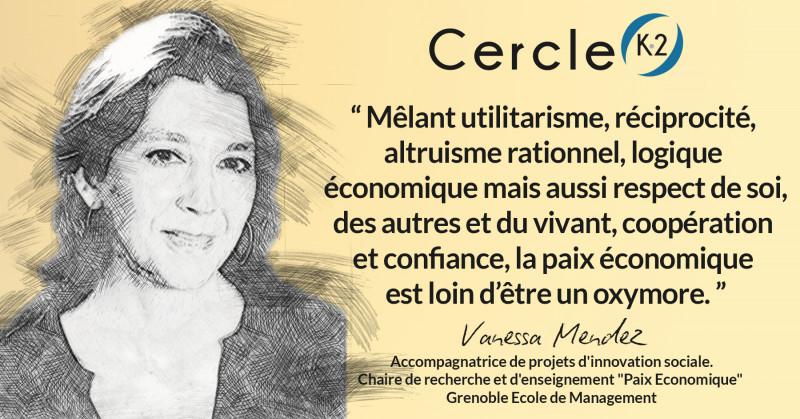 """""""Paix Économique"""" - Cercle K2"""