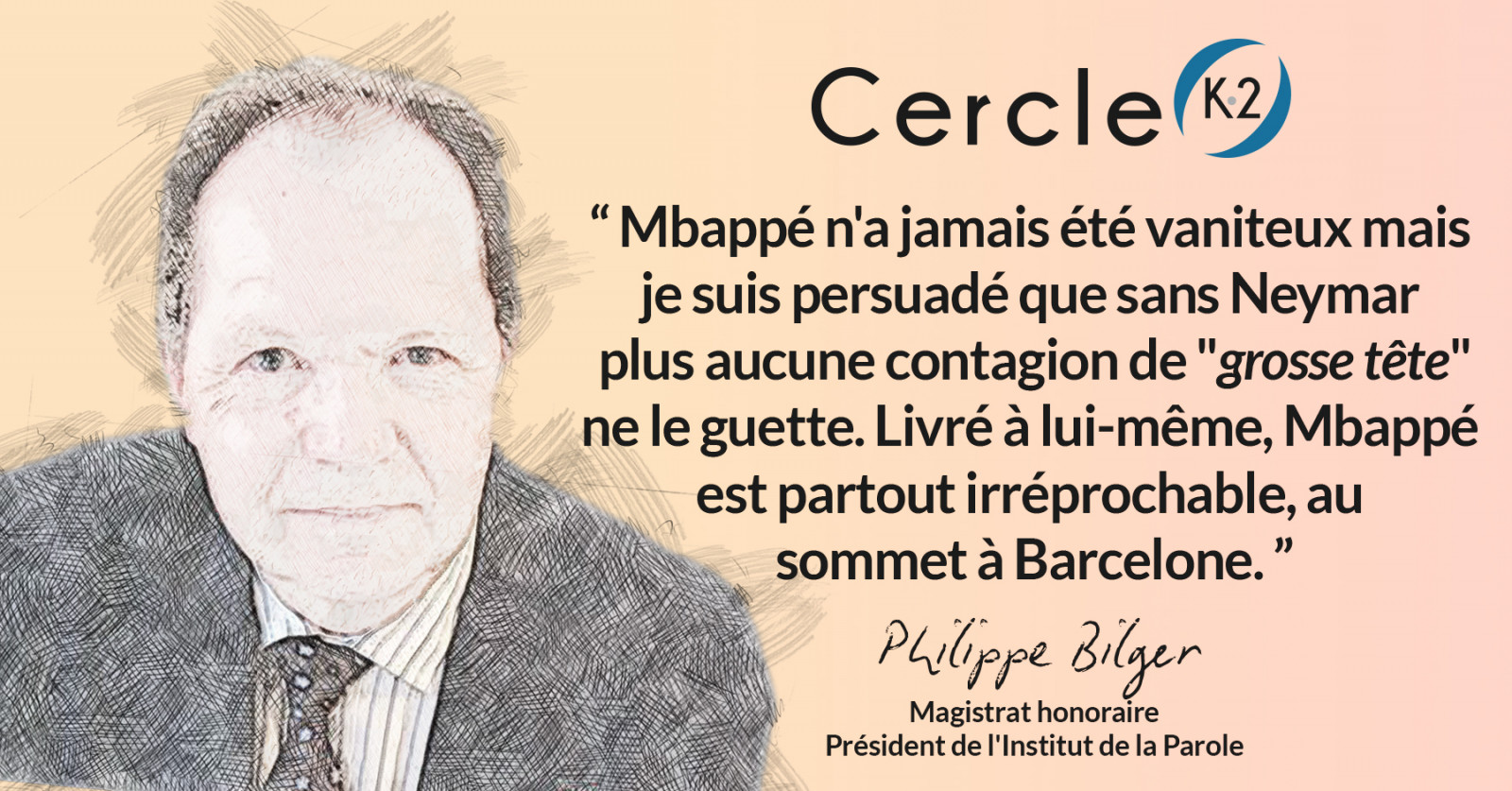Mbappé-Neymar : un de trop comme en politique ! - Cercle K2
