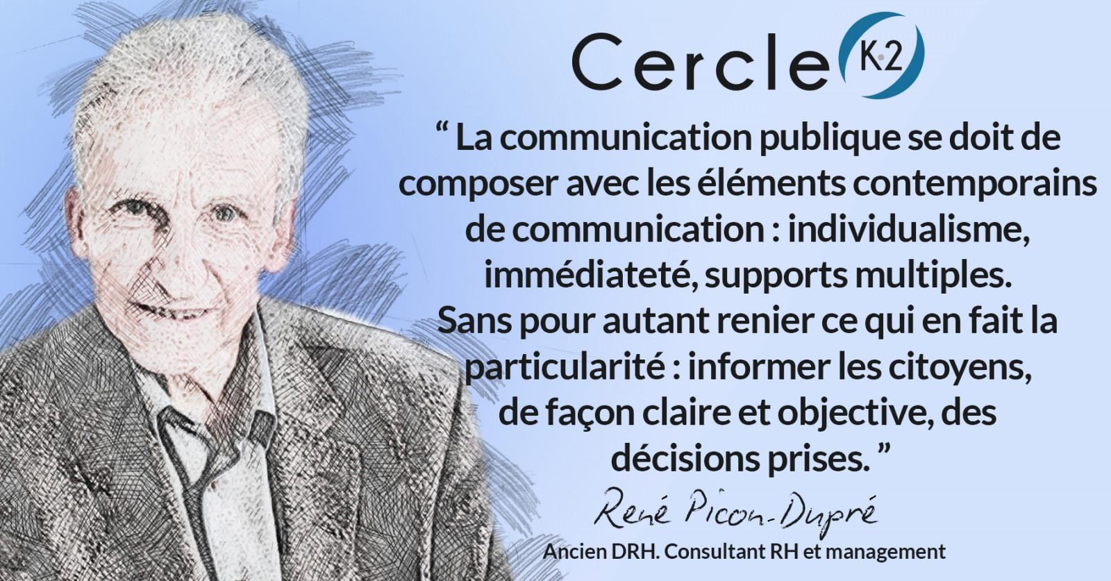 La communication publique, c'est quoi au juste ? - Cercle K2