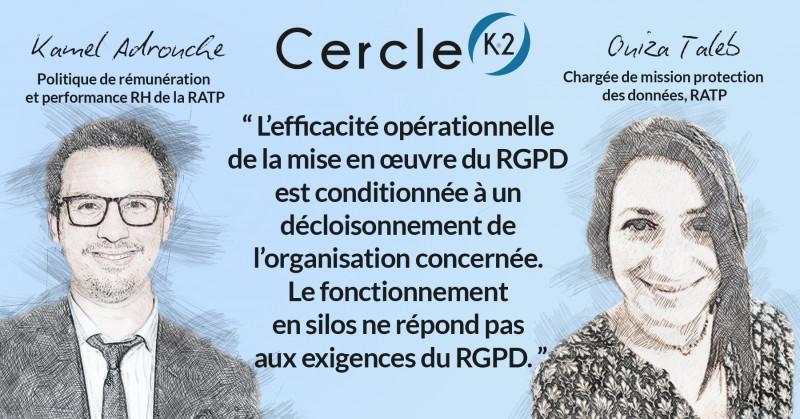 """Le DPO, un véritable """"business partner"""" - Cercle K2"""