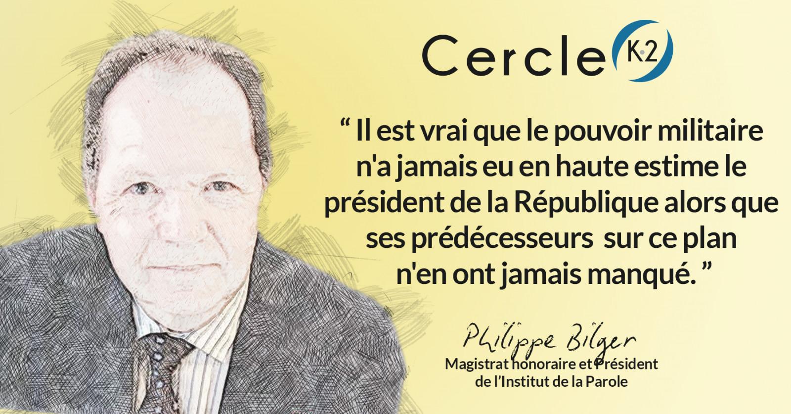 La France entre apocalypse et ridicule ? - Cercle K2
